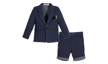 Flat Front Shorts (1)